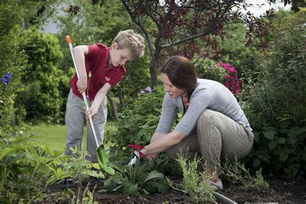 Cinq raisons de commencer à jardiner